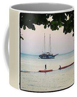 Coffee Mug featuring the photograph Idyllic Setting To Idle The Time Away by Mr Photojimsf