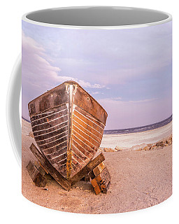 If I Had A Boat Coffee Mug