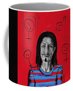 If I Was A Man Coffee Mug