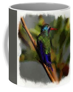 If Only I Was A Hummingbird Coffee Mug