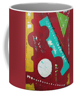If Only The Pieces Matched Coffee Mug by Sharyn Winters