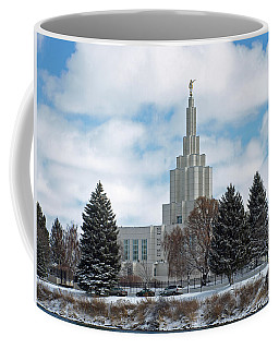 If Temple After Snow Coffee Mug