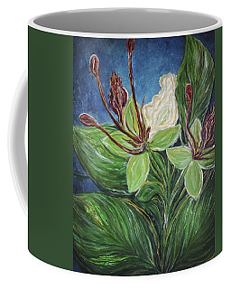 Ifit Flower Guam Coffee Mug