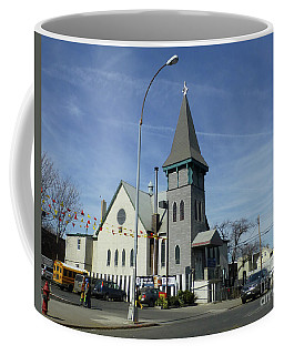 Iglesia Metodista Unida Church Coffee Mug