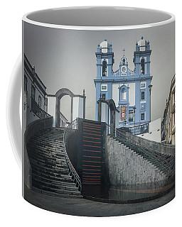 Igreja Da Misericordia De Angra Do Heroismo Coffee Mug by Kelly Hazel