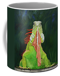 Iguana Dude Coffee Mug