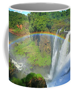 Iguazu Rainbow Coffee Mug