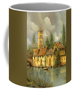 Il Campanile Di Villa Giusti Coffee Mug