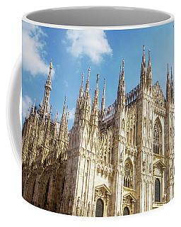 Il Duomo Milan Italy Coffee Mug