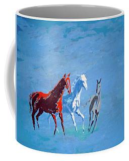Il Futuro Ci Viene Incontro Coffee Mug