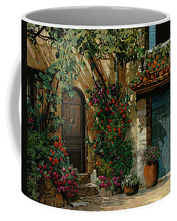 Il Giardino Francese Coffee Mug