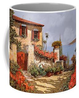 Il Giardino Rosso Coffee Mug