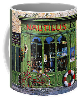 Il Nautilus Coffee Mug