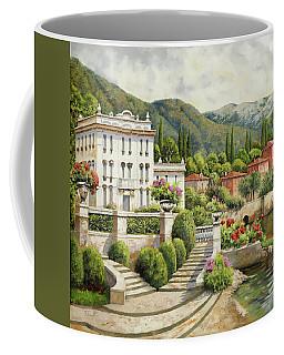 Il Palazzo Sul Lago Coffee Mug