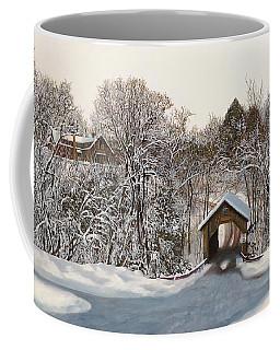 Il Ponte Coperto Di Legno Coffee Mug