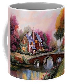 Il Ponticello A Colori Coffee Mug