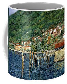 il porto di Bellano Coffee Mug