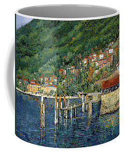 il porto di Bellano Coffee Mug