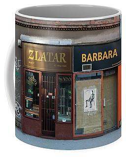 Coffee Mug featuring the photograph Ilica Street Zagreb by Steven Richman