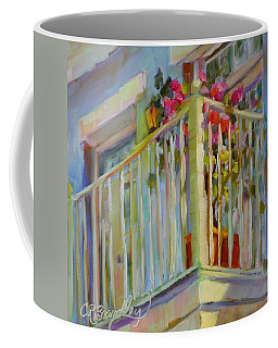 I'll Leave The Porch Light On Coffee Mug by Chris Brandley
