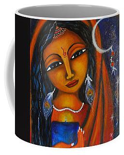 Illuminate Coffee Mug by Prerna Poojara