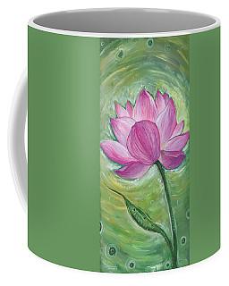Illuminate Coffee Mug by Tanielle Childers