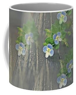 Illusion Of Spring Coffee Mug by Marija Djedovic