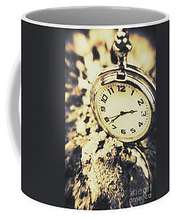 Illusive Time Coffee Mug