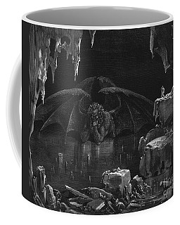 Illustration From The Divine Comedy Coffee Mug