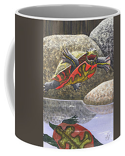Im Flying Coffee Mug