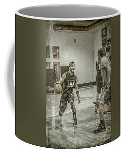 Coffee Mug featuring the photograph I'm Going By You by Ronald Santini