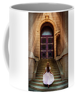 I'm Going There Some Day Coffee Mug