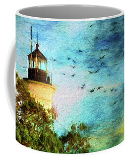 I'm Here To Watch You Soar II Coffee Mug