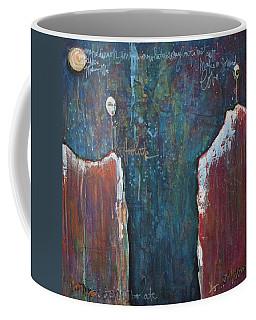 I'm Holding On Coffee Mug