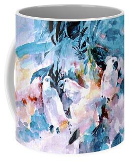 I'm Just Sayin Coffee Mug