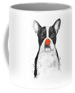 I'm Not Your Clown Coffee Mug