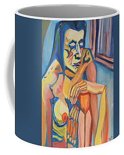 I'm Still Waiting Here Coffee Mug