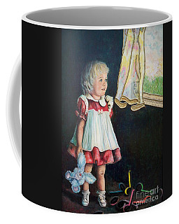 Imagination Girl Coffee Mug