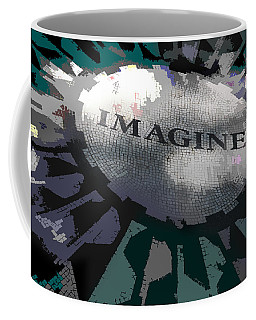 Imagine Coffee Mug