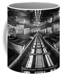 Imaginery Tracks Coffee Mug