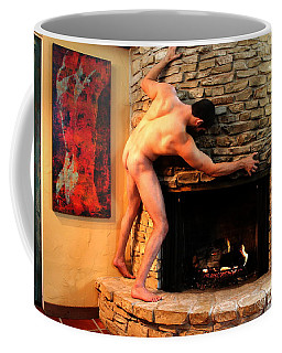 Imitating Art  Coffee Mug