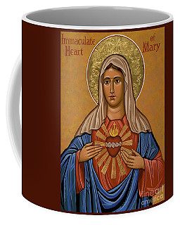 Immaculate Heart Of Mary - Jcimm Coffee Mug
