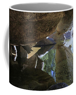Coffee Mug featuring the photograph Immerse Yourself...tell Me Where You Are by Sean Sarsfield