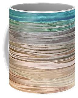 Immersed - Abstract Art Coffee Mug