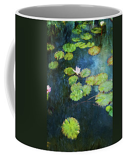 Coffee Mug featuring the photograph Immersed In Blue by John Rivera