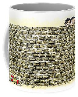 Immigrant Kids At The Border Coffee Mug