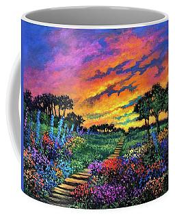 A Transparent Darkness Coffee Mug