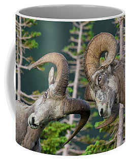 Impact Coffee Mug by Scott Warner