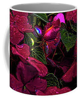 Impatiens Glow Coffee Mug