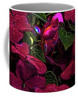 Impatiens Glow Coffee Mug by Aliceann Carlton
